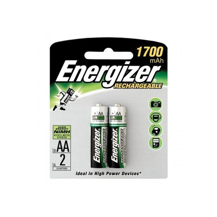 Energizer Batteries Aa-2 Ultra High Power Yes Rechargeable