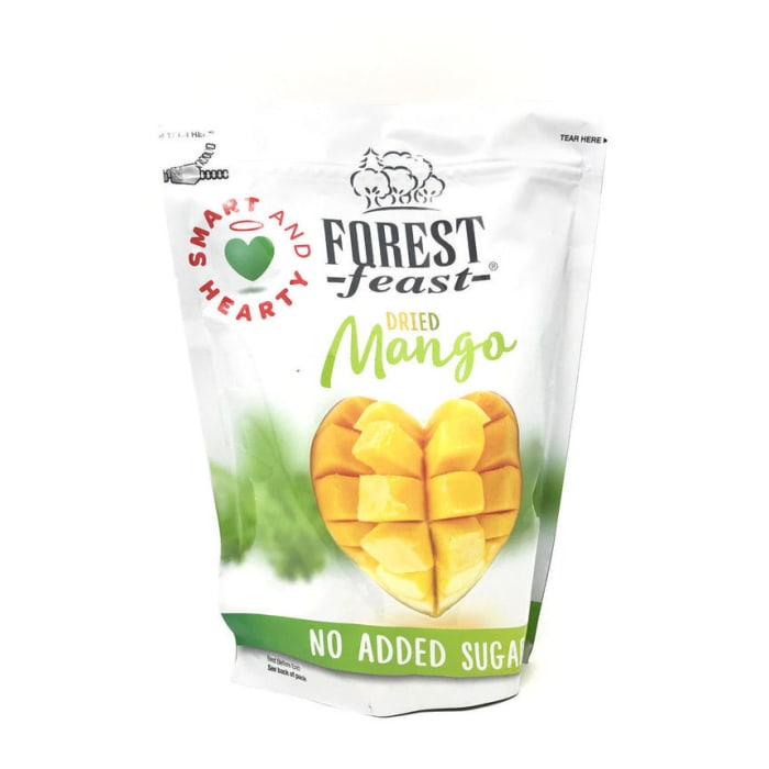Forest Feast Smart & Hearty Dried Mango