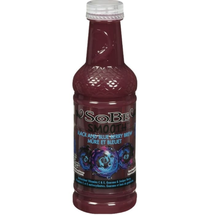 Sobe Black Blueberry Brew