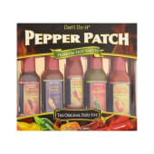 Dat'l Do-It Pepper Patch Premium Hot Sauces Gift Set 680g