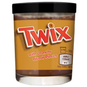 Twix Spread with Crunchy Biscuit Pieces 200 Grams