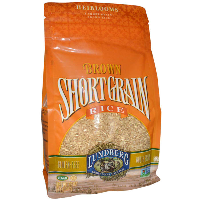 Lundberg Brown Short Grain Rice