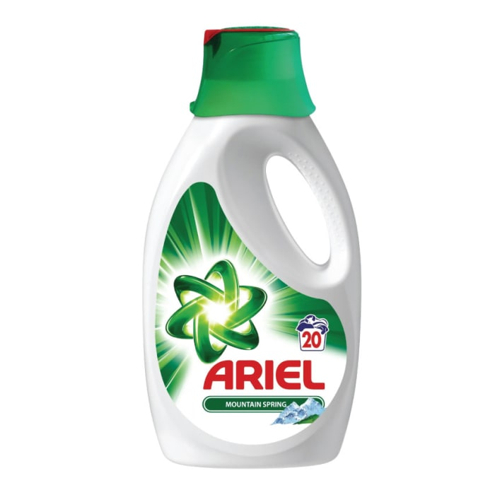 Ariel Liquid Wash Mountain Spring 1300ml
