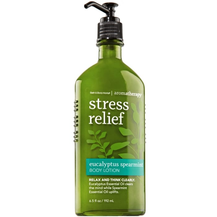 Bath & Body Works Eucalyptus Spearmint Aromatherapy Lotion