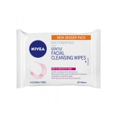 Nivea Facial Cleansing Wipes 40 Piece