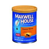Maxwell House Mild Master Blend Coffee