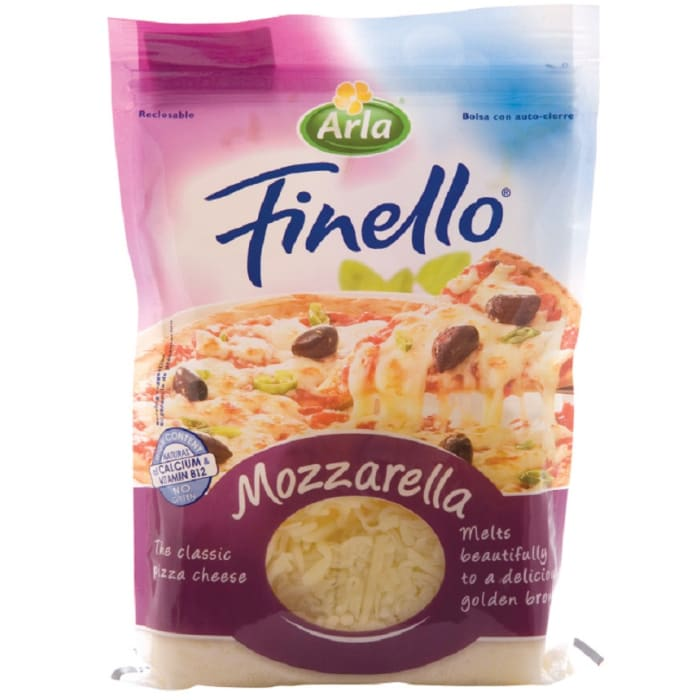 Arla Finello Shreded Mozzarella