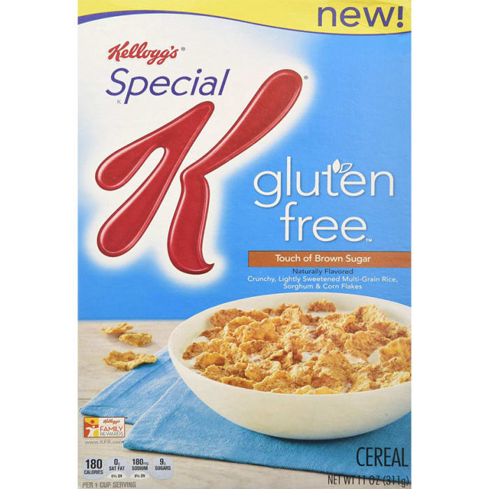 Kellogg's Special K Touch Of Brown Cereal