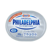 Kraft Philadelphia Cheese Original 300g