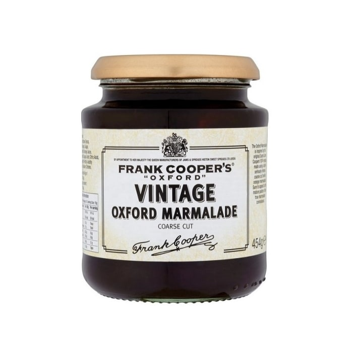 Frank Coopers Jams Vintage Oxford Marmalade