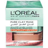 L Oreal clear Pure Clay Red Mask With Red Algae