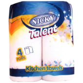 Nicky Talent Kitchen Towel