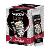 Nescafe Instant Arabiana Coffee with Cloves 3g 20 Sticks