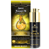 Moochi Smoochi Lemon Margarita Hot Body Massage Oil 30ml