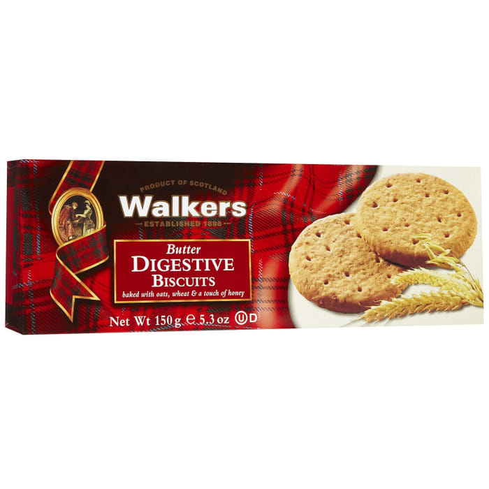 Walkers  Butter Digestive Biscuits