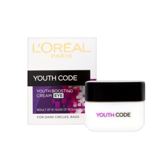 L'Oreal Youth Code Rejuvenating Anti-Wrinkle Eye Cream