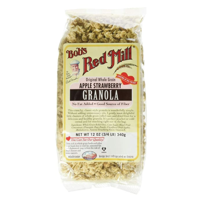 Bob's Red Mill Apple Strawberry Granola