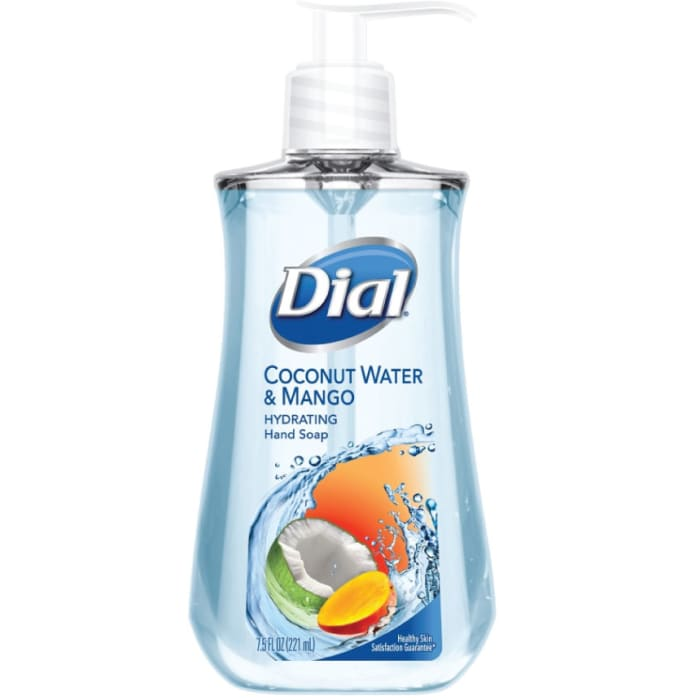 Dial Liquid Hand Soap Coconut Water & Mango