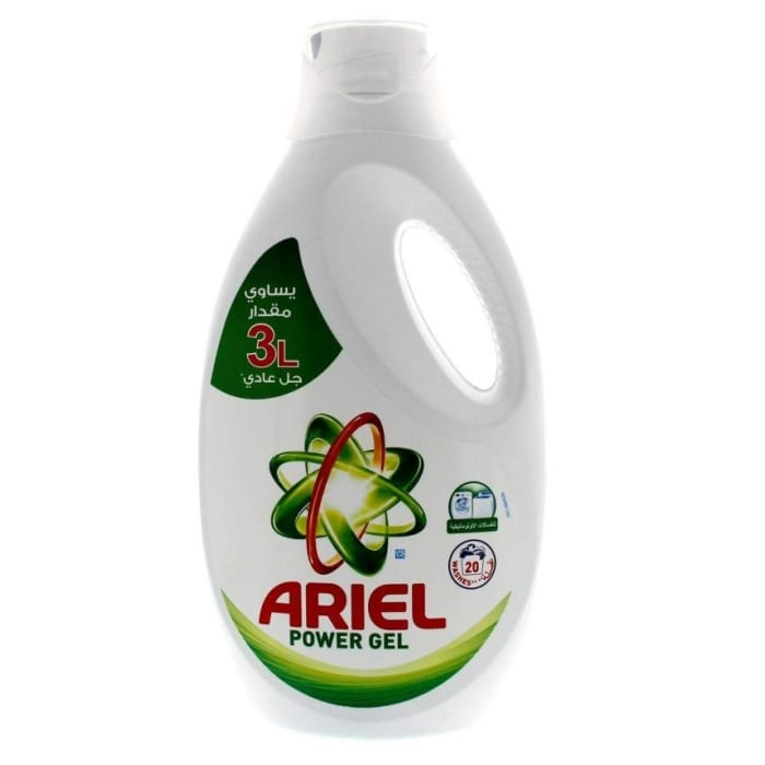 Ariel Power Gel Liquid