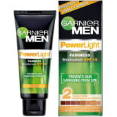 Garnier Men Power Light Fairness Moisturiser SPF15