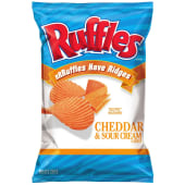 Ruffles Chips Cheddar & Sour Cream