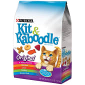 Purina Kit & Kaboodle Cat Food Original 1.42Kg