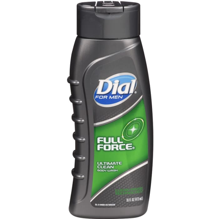 Dial  Ultimate Clean For Men Body Wash
