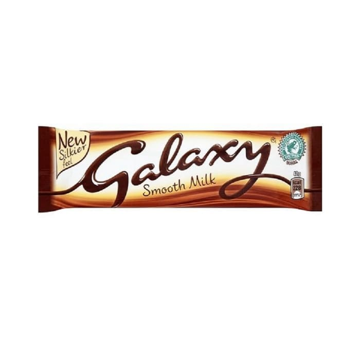 Galaxy Chocolate Smooth Creamy Milk Bar
