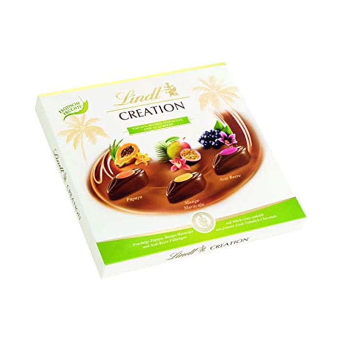 Lindt Creation Exotic Fruit Gift Pack Chocolate