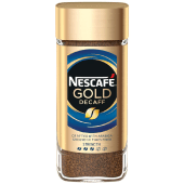 Nescafe Gold Blend Decaff Instant Coffee 100 Grams