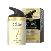 Olay Total Effects Anti-Ageing 7in1 Day Moisturiser With SPF-15 50ml
