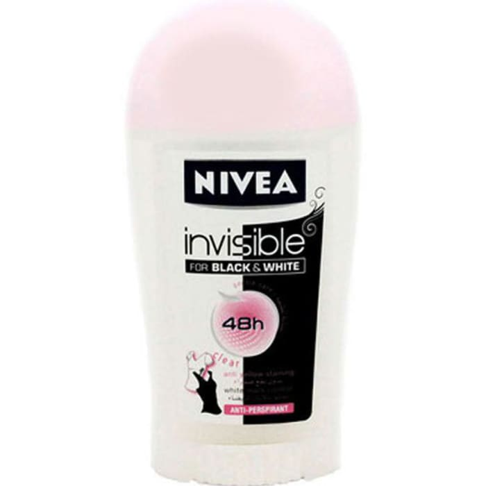 Nivea Black & White Deodorant Stick