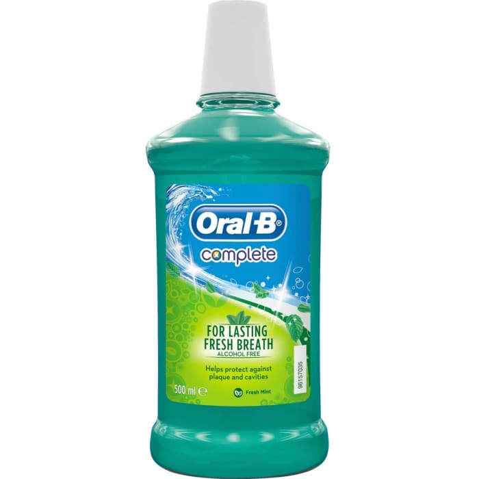 Oral-B Complete Mouth Wash