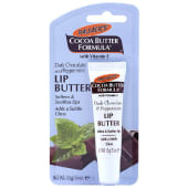 Palmer's Cocoa Butter Formula Dark Chocolate and Peppermint Lip Butter 10 Grams