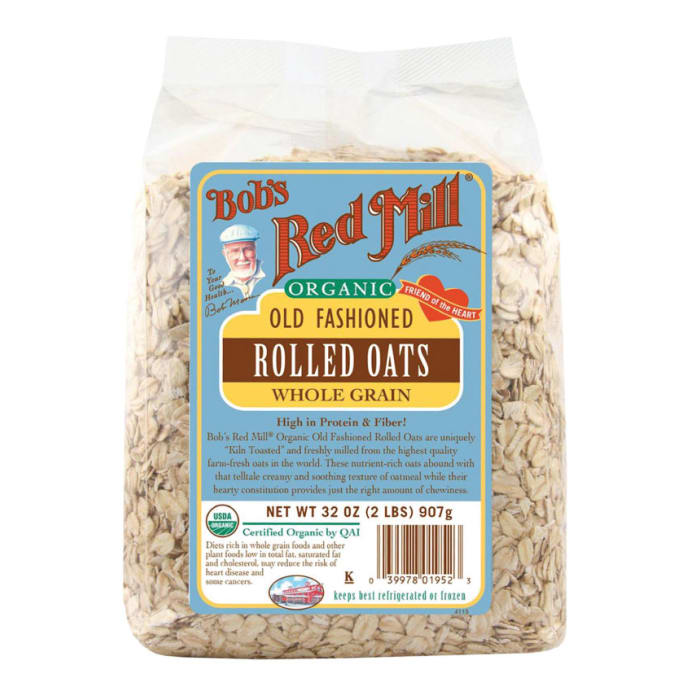 Bob's Red Mill Organic Rolled Oats