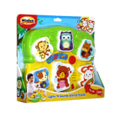 Winfun Light N Sounds Animal Puzzles 000771