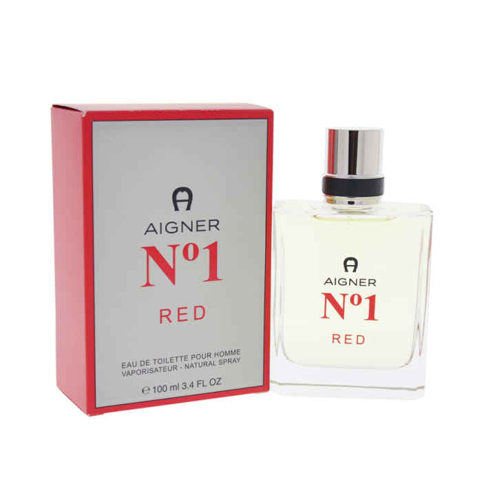 Aigner 1 Red By Etienne Aigner Eau de Toilette for Men
