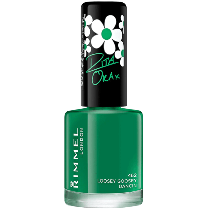 Rimmel 60 Seconds Super Shine Loosey Goosey Dancin Nail Polish - 462