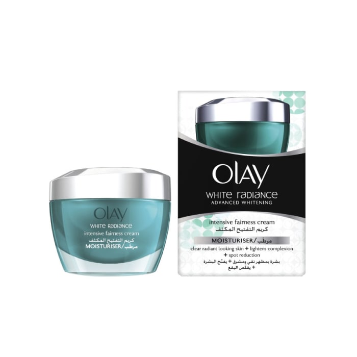 Olay White Radiance Intensive Fairness Cream