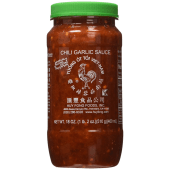 Huy Fong Chili Garlic Sauce