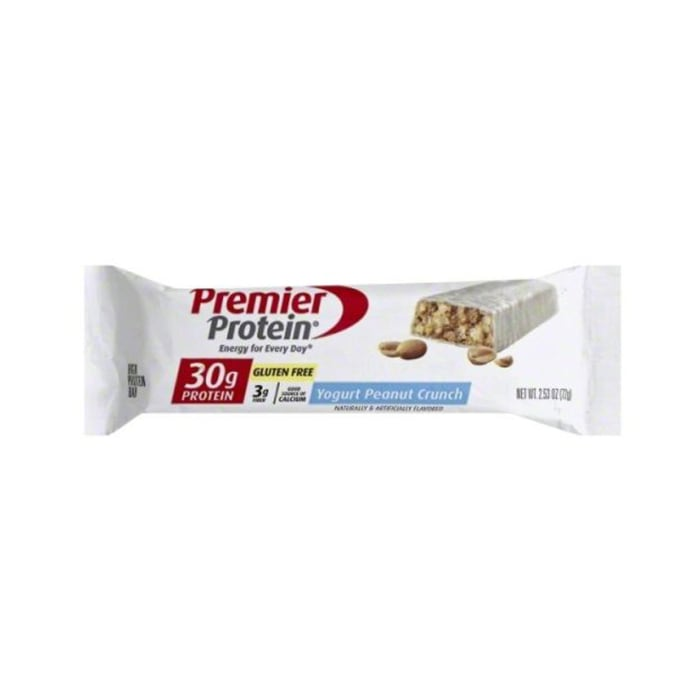 Premier  Yogurt Peanut Crunch Protein Bar
