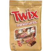 Twix Chocolate Miniatures