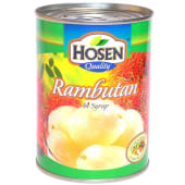 Hosen Tin Fruit Rambutan in Syrup
