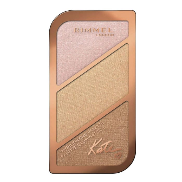 Rimmel Kate Highlighter Sculpting Palette In the Buff