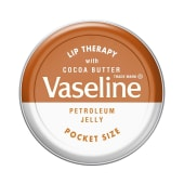 Vaseline Lip Theraphy Petrolium Jelly With Cocoa  Butter