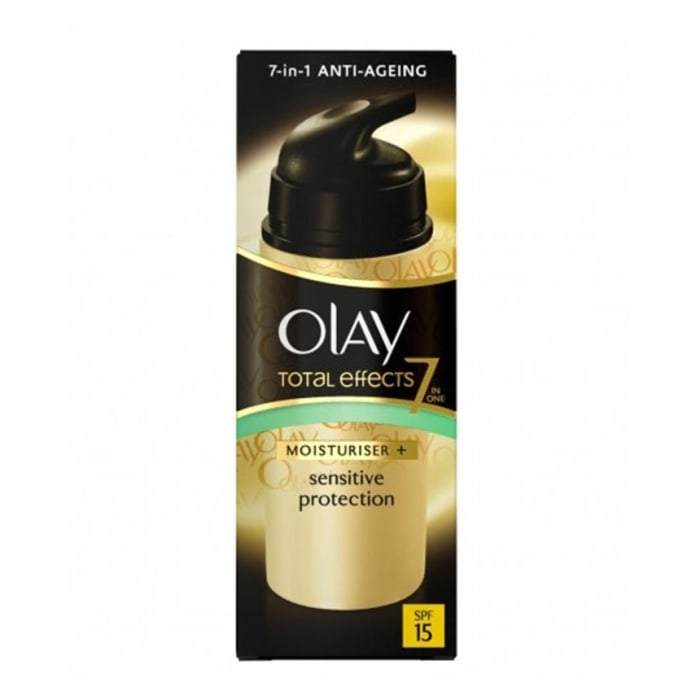 Olay  Total Effects  7 In 1 Sensitive Protection Moisturiser