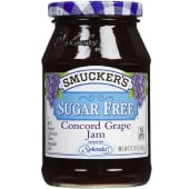 Smucker Concord Grape Sugar Free Jam