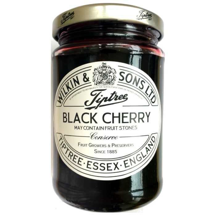 Wilkin & Sons Tiptree Black Cherry Conserve Jam