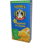 Annies Organic Macaroni & Cheese Classic Mild Cheddar