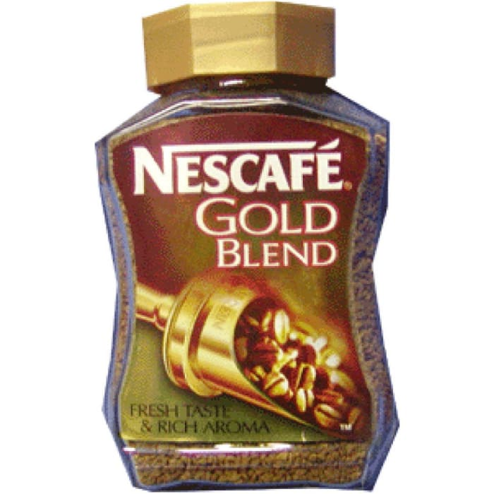 Nescafe Coffee Gold Blend Natural